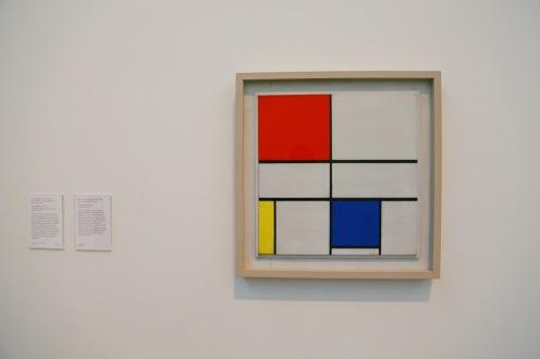 Plutôt Mondrian ?...