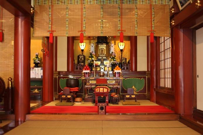 N'oubliez pas de rentrer dans les temples quand cela est possible !