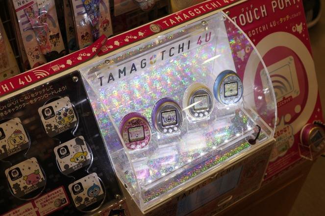 Les indémodables Tamagotchi !