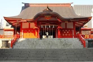 Sanctuaire Hanazono de Shinjuku