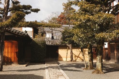 Les merveilleux décors zen du Monastère bouddhique Daitoku-Ji à Kyoto