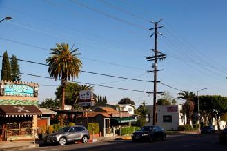 Les jolis quartiers de Los Feliz