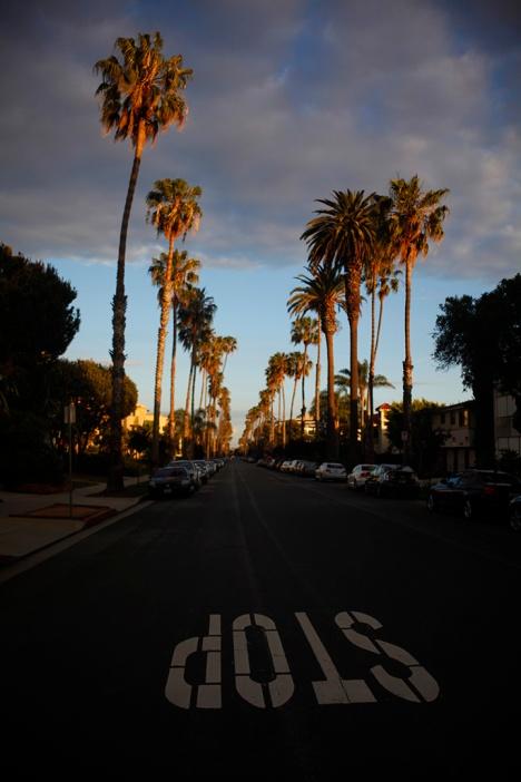 Rue de Santa Monica