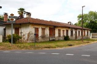 Ancienne ferme à Uza