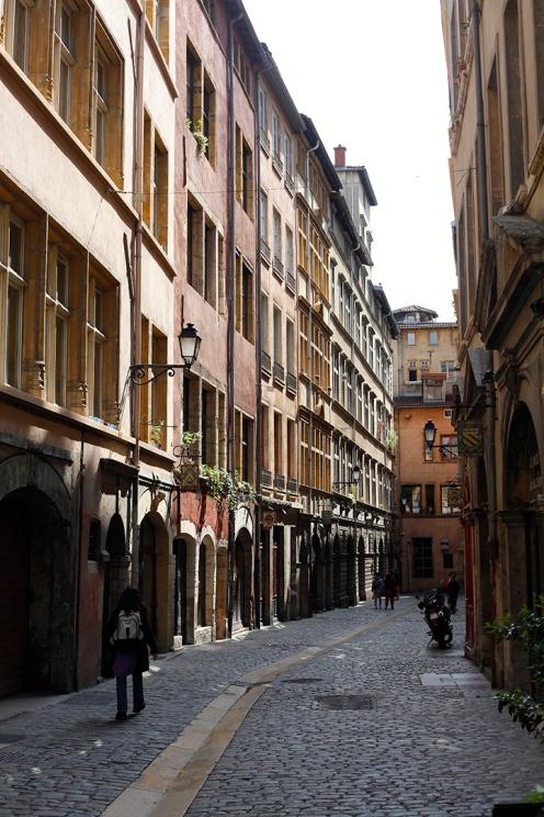 La rue Juiverie et son style Renaissance