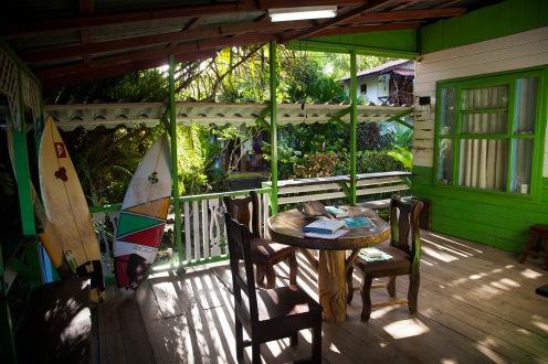 Chez Tito à Cahuita