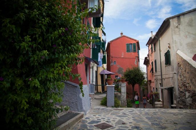 julia-laffaille-focus-aventure-portovenere-rue-italie